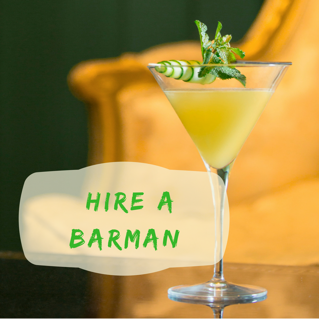 Hire the Barman